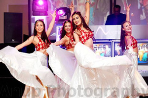 Bollywood Dancers Cardiff