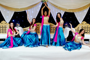 Bollywood Dancers Leeds