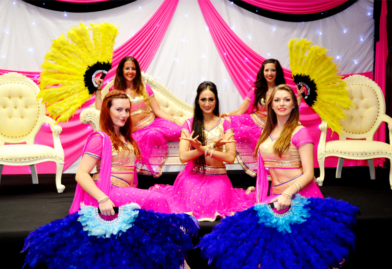 Bollywood Dancers Edinburgh